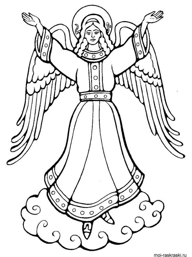 angel pictures to color 20 free printable angel coloring pages for adults angel to color pictures