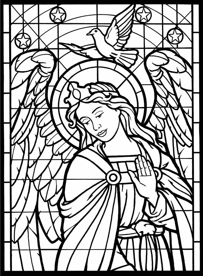 angel pictures to color 8th christmas drawing angel pictures to color