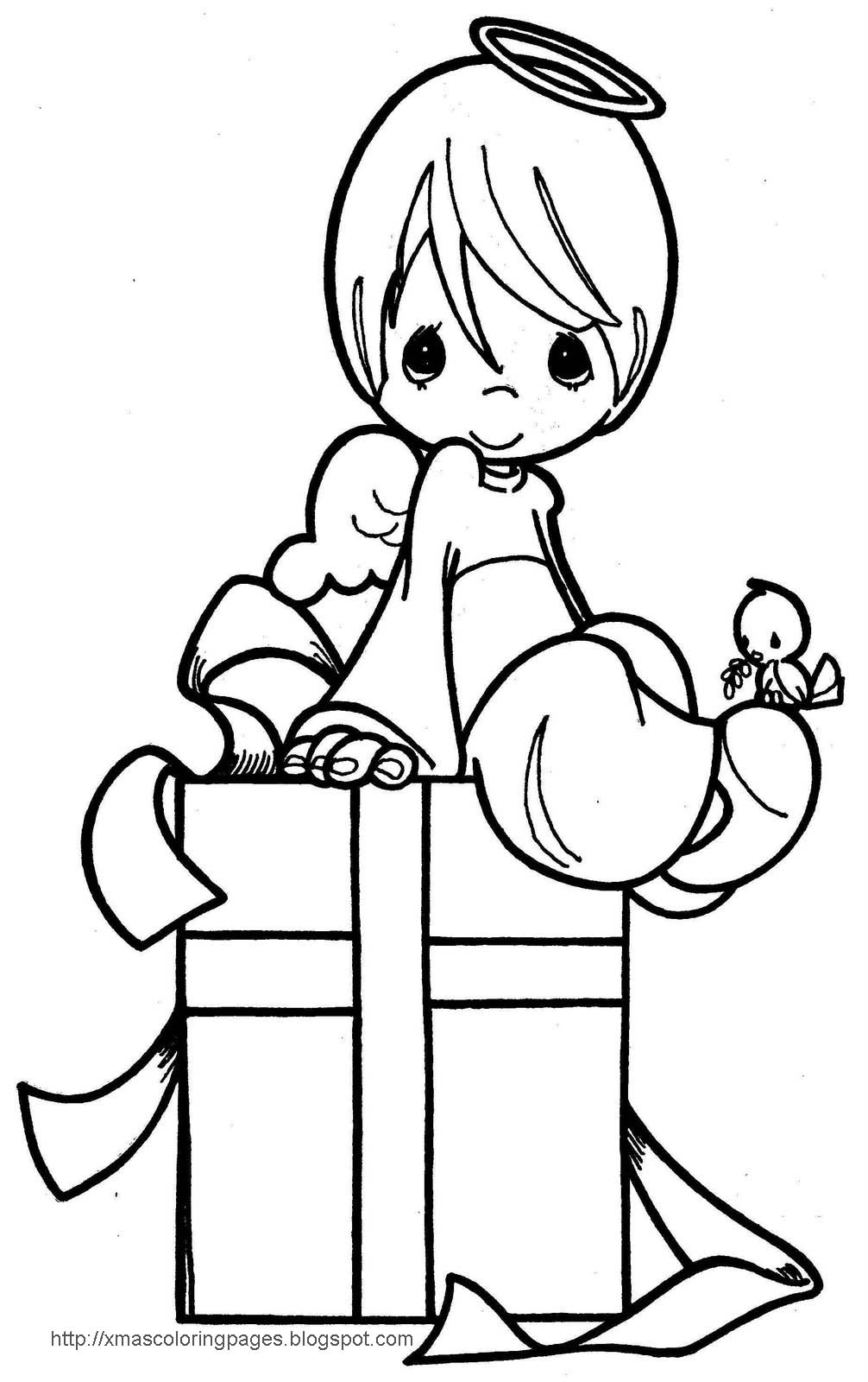 angel pictures to color angels coloring page graphicsfairy pictures color to angel