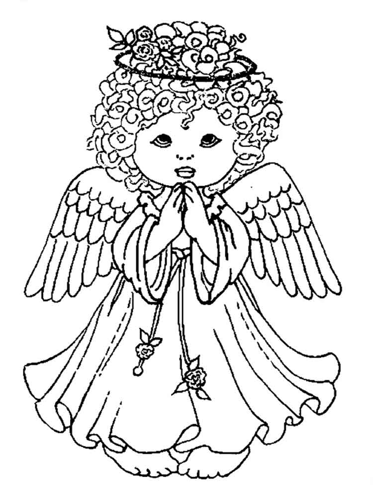 angel pictures to color best collection of printable coloring pages of angels to to pictures angel color