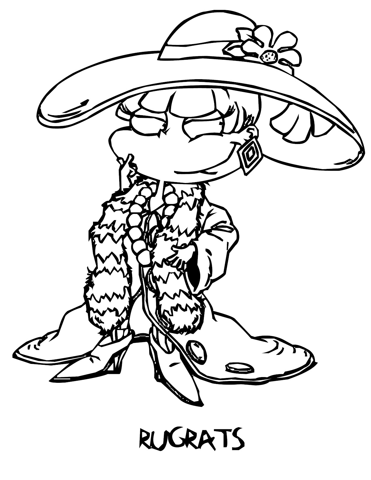 angelica rugrats coloring pages rugrats angelica coloring pages at getcoloringscom free angelica rugrats pages coloring