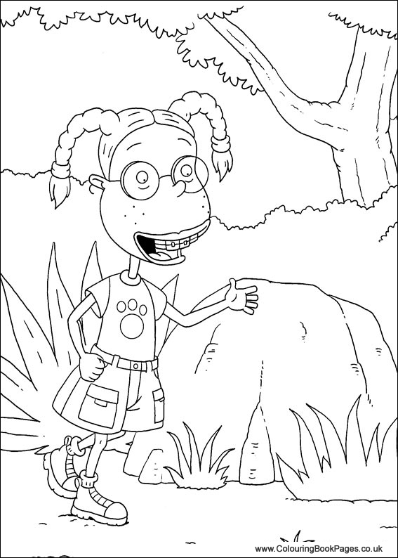 angelica rugrats coloring pages rugrats angelica coloring pages at getcoloringscom free pages coloring angelica rugrats
