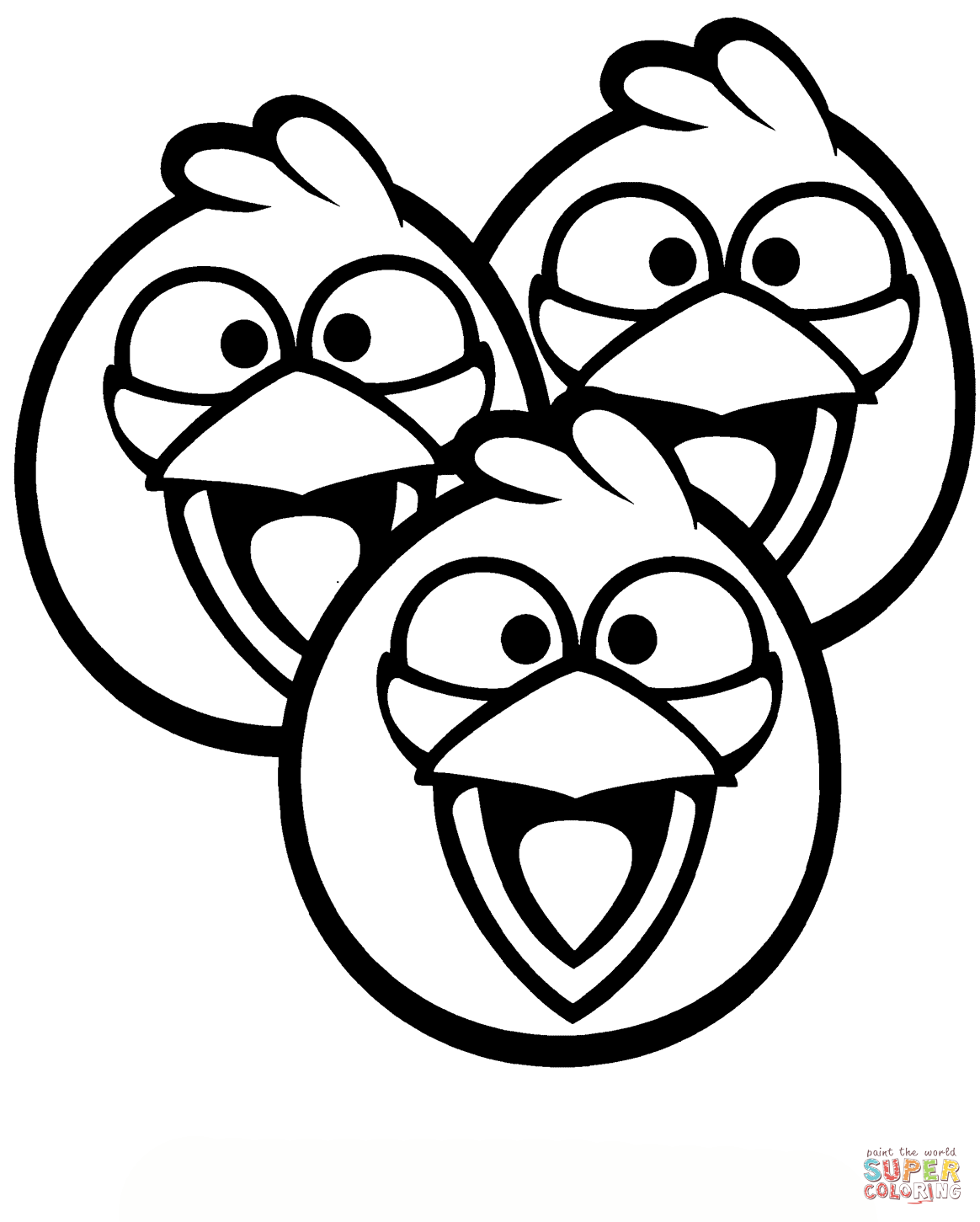 angry birds pictures to color and print angry birds coloring pages free printable coloring pages birds color angry pictures and print to