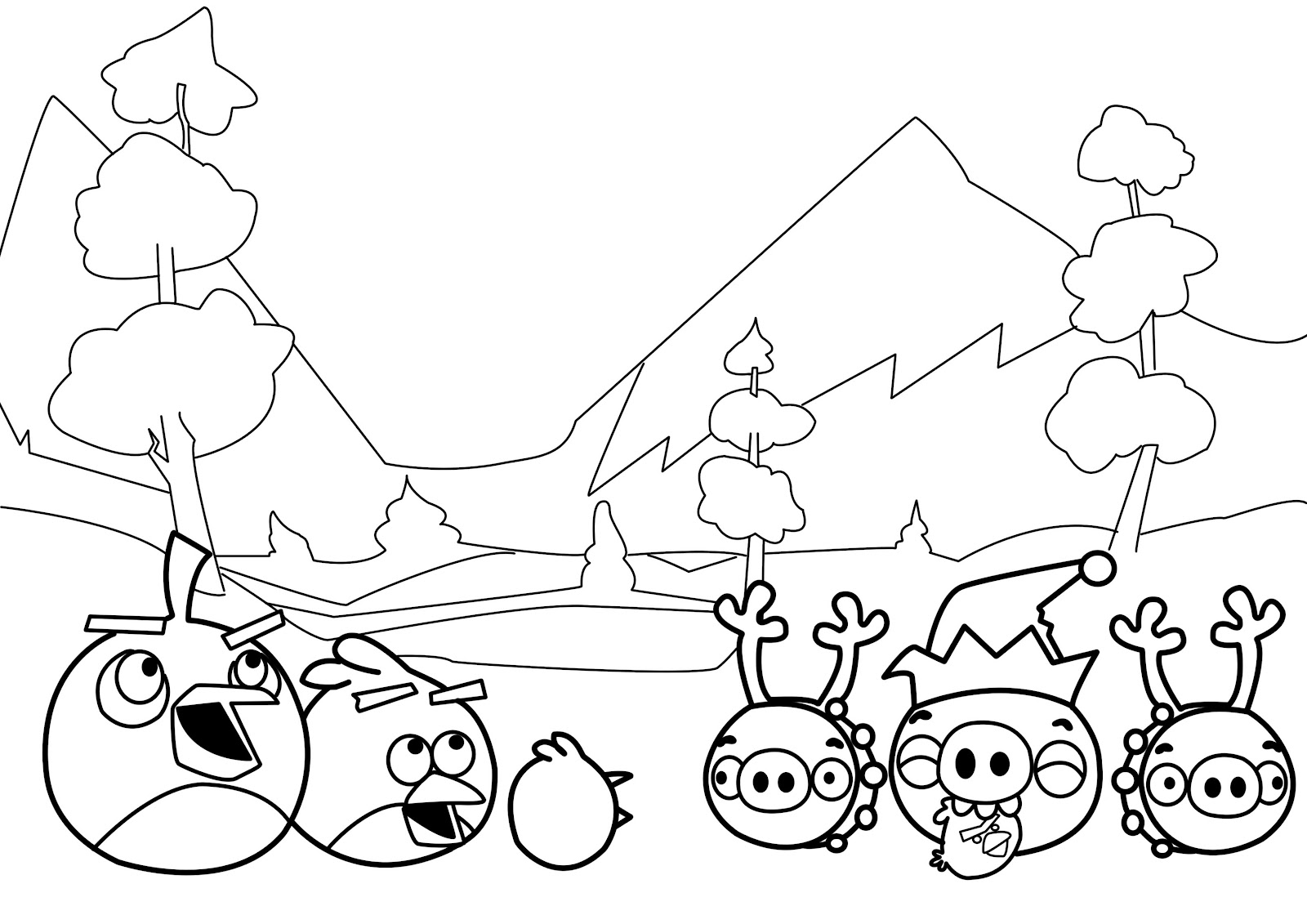 angry birds pictures to color angry bird pigs coloring pages printable free coloring color angry to birds pictures