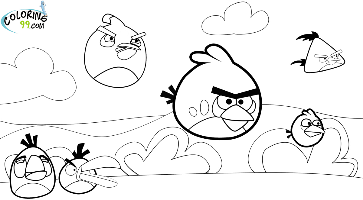 angry birds pictures to color angry birds coloring paper coloring pages print to angry birds color pictures