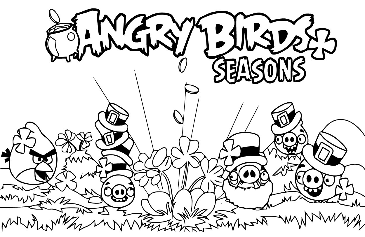 angry birds pictures to color angry birds pictures to color angry birds to pictures color