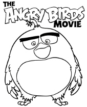 angry birds pictures to color chuck angry birds coloring pages coloring our world color angry to birds pictures