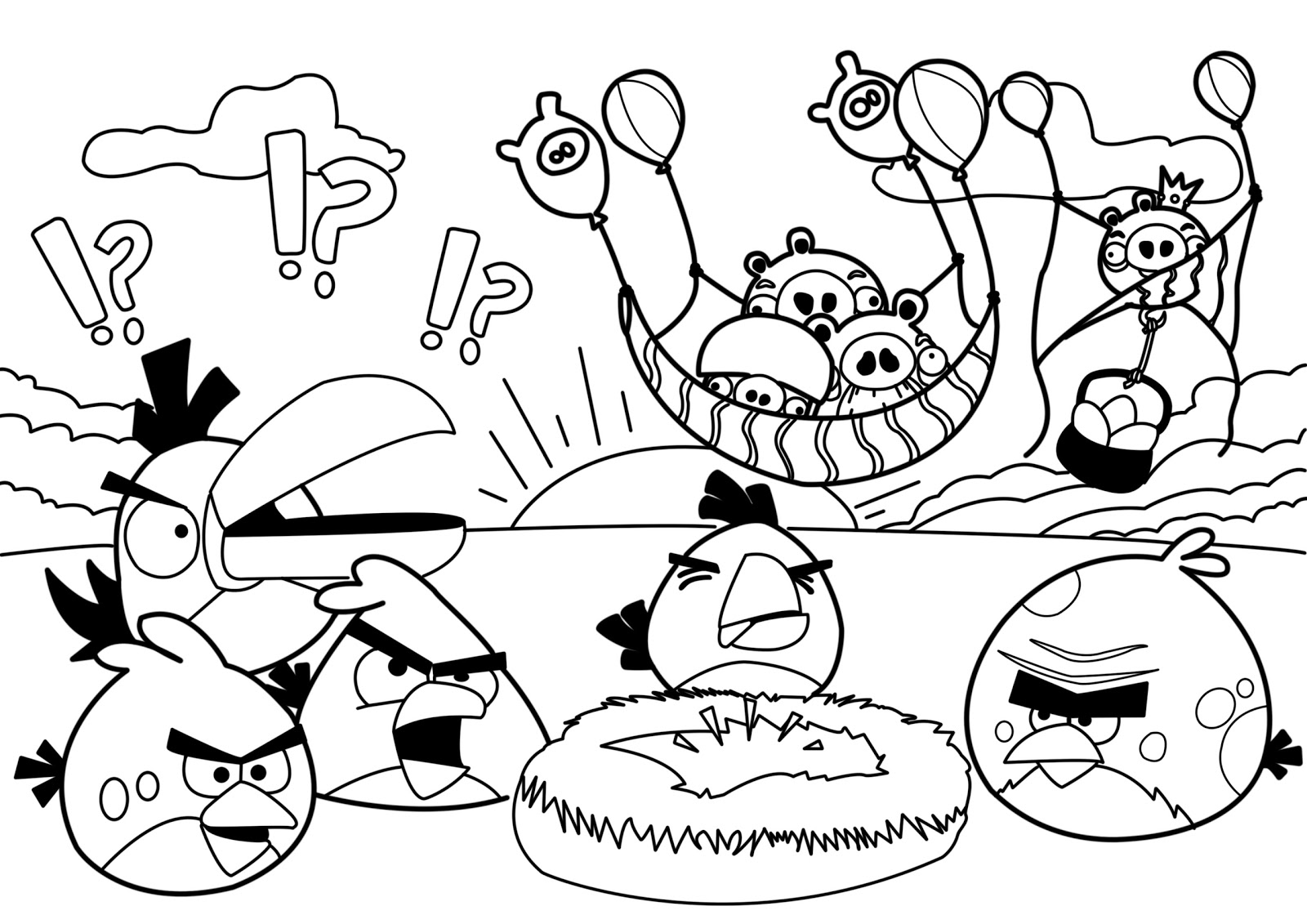 angry birds pictures to color free printable coloring pages cool coloring pages angry angry to birds color pictures