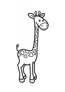animal coloring pages giraffe color the animals coloring page giraffe by pages giraffe animal coloring