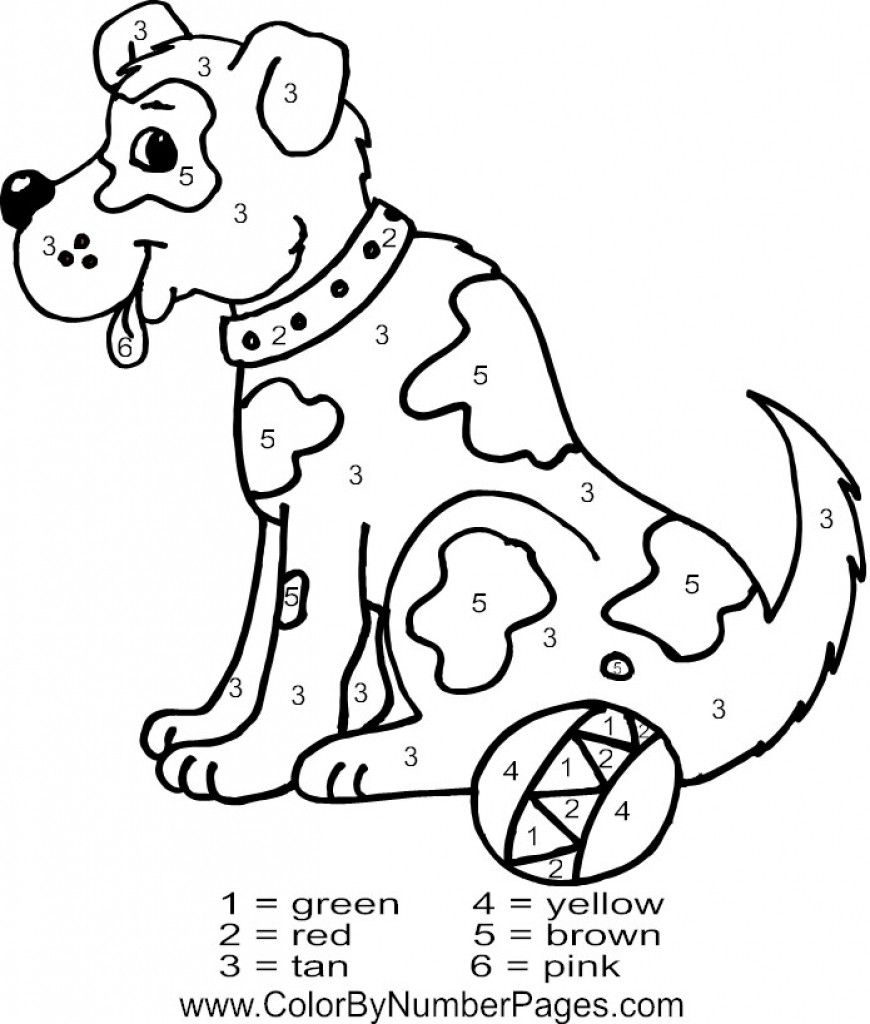 animal number coloring pages 127 best summer color by number images on pinterest pages animal coloring number
