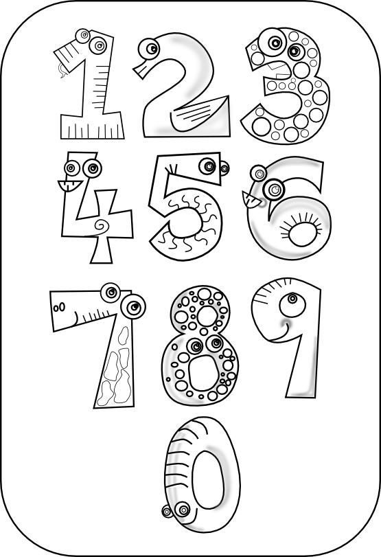 animal number coloring pages color by number printables coloringrocks free coloring coloring animal pages number