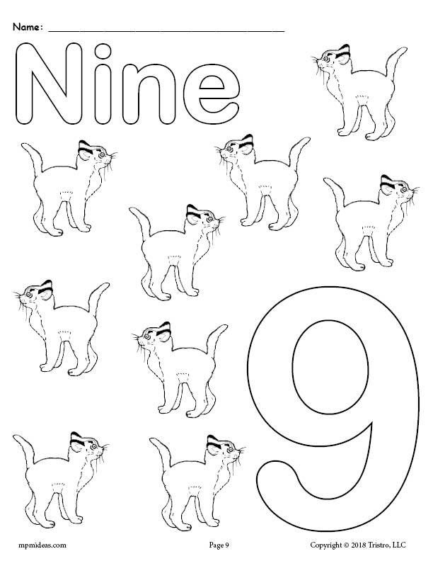 animal number coloring pages printable animal number coloring pages numbers 1 10 animal pages number coloring