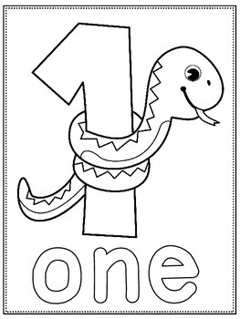animal number coloring pages printable animal number coloring pages numbers 1 10 animal pages number coloring 1 1