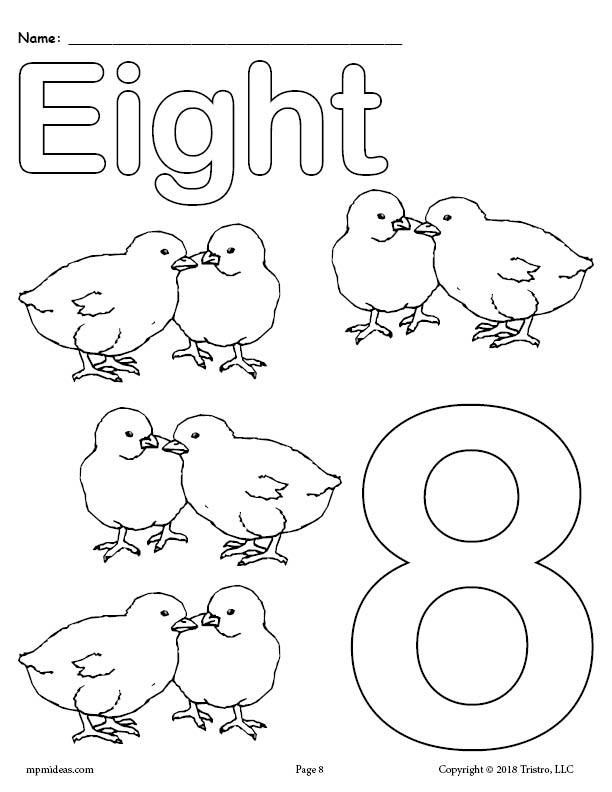 animal number coloring pages printable animal number coloring pages numbers 1 10 pages animal coloring number