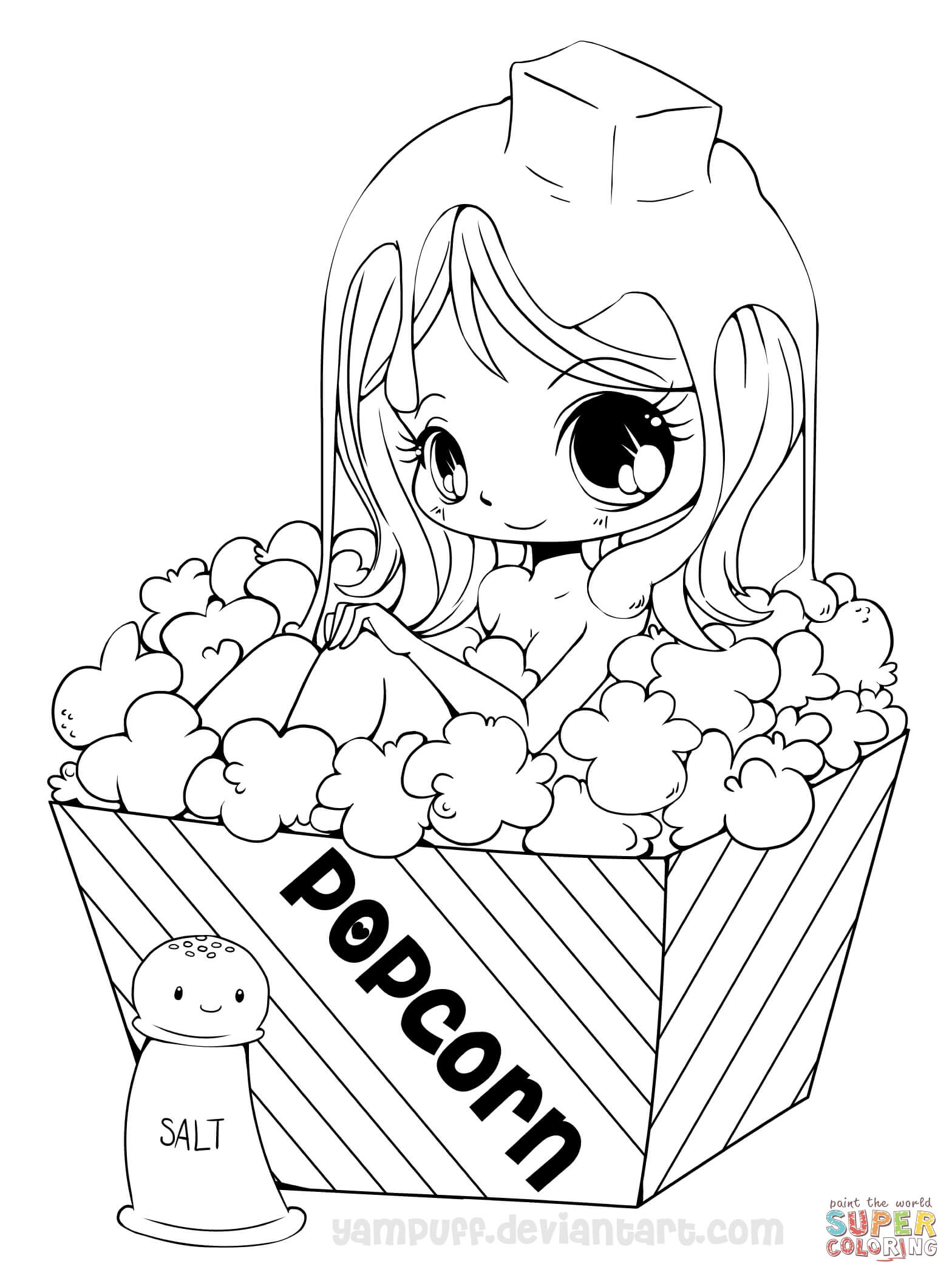 anime girl coloring pictures free printable anime coloring pages coloring home anime coloring girl pictures