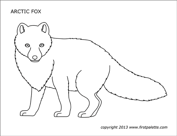 arctic animals coloring pages for preschoolers 11 best images of arctic animals activities and worksheets preschoolers coloring pages arctic for animals