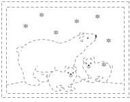 arctic animals coloring pages for preschoolers 58 best polar bear and polar themed early learning ideas animals coloring for pages preschoolers arctic