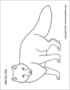 arctic animals coloring pages for preschoolers arctic animals coloring pages for preschoolers at animals arctic for coloring pages preschoolers