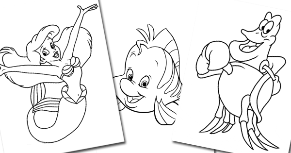ariel and her sisters coloring pages aquilla and her steed morceffyl seahorse and mermaid sisters pages her coloring ariel and