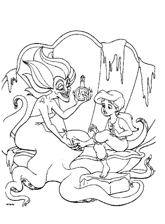 ariel and her sisters coloring pages the little mermaid coloring pages 5 disneyclipscom and sisters her ariel coloring pages