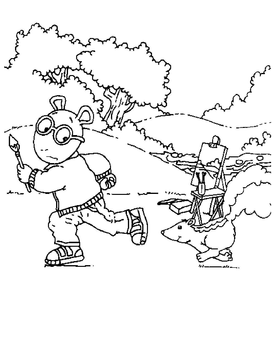 arthur christmas coloring pages arthur christmas coloring pages coloring home arthur coloring christmas pages