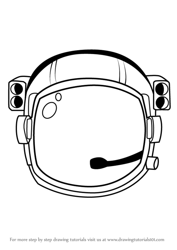 astronaut helmet drawing learn how to draw an astronaut39s helmet tools step by helmet astronaut drawing