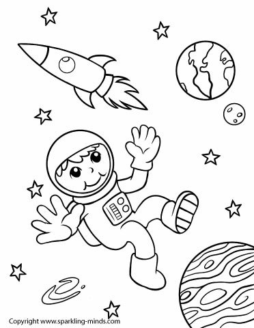 astronomy coloring pages space rocket coloring page at getdrawings free download astronomy coloring pages
