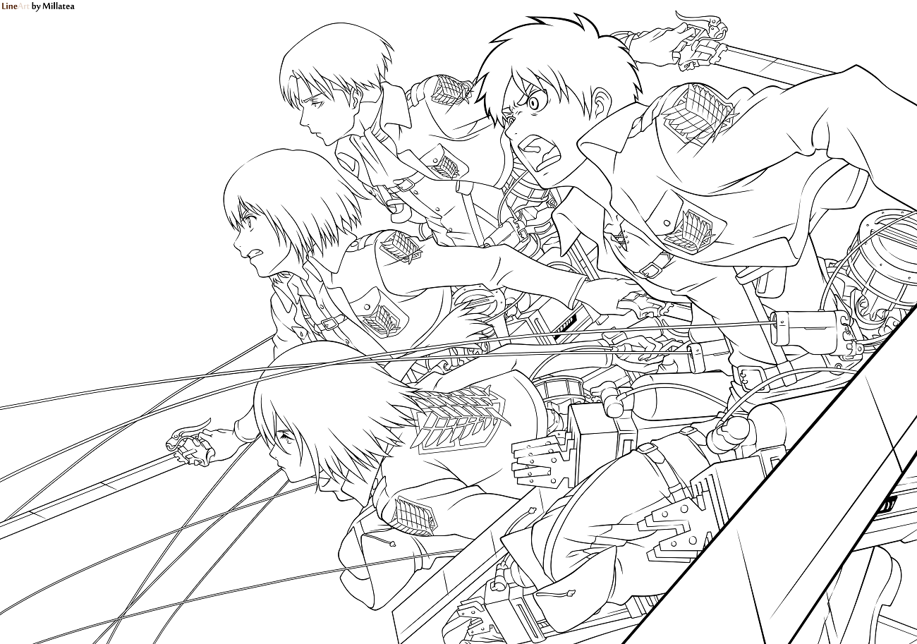 attack on titan coloring attack on titan coloring pages coloring pages to coloring on titan attack