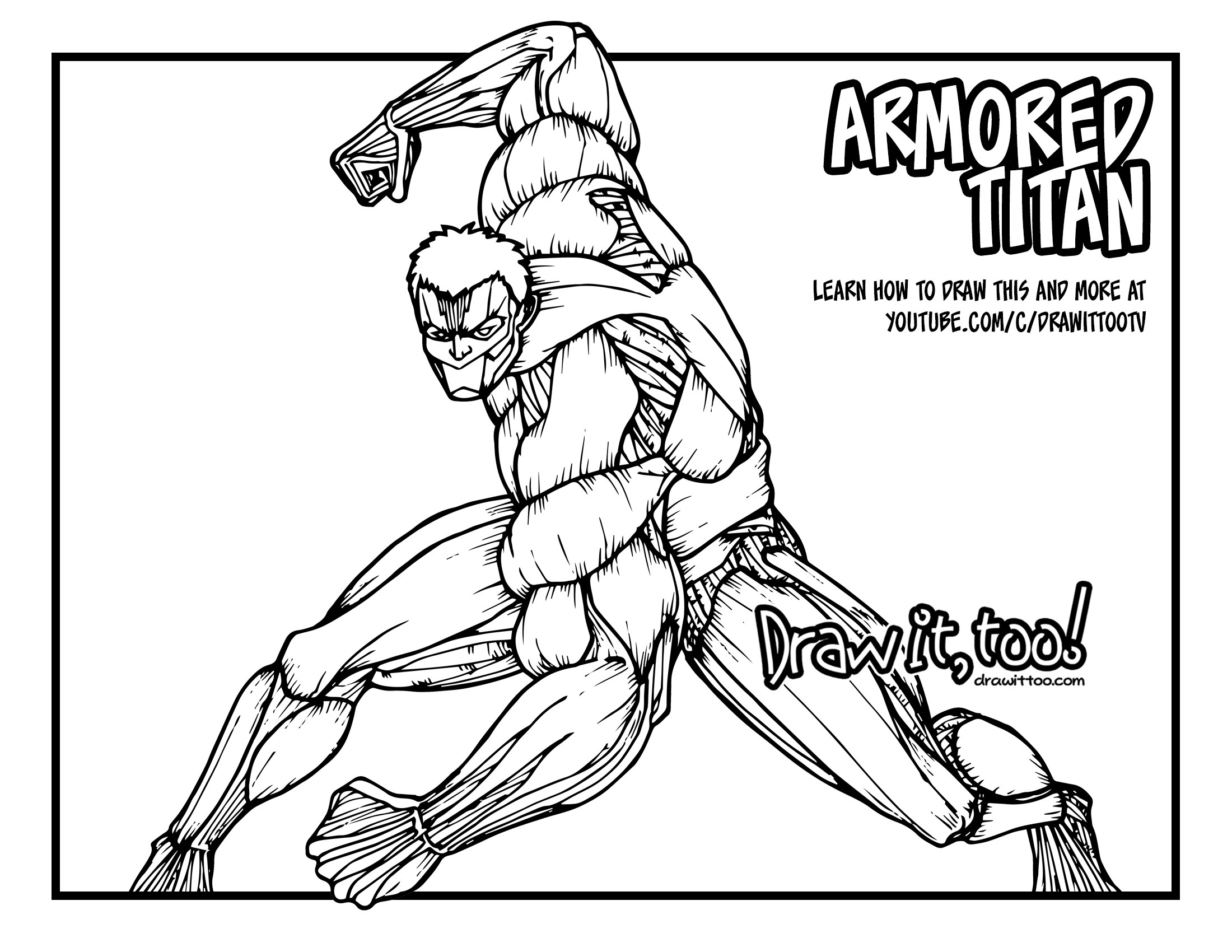 attack on titan coloring attack on titan drawing at getdrawings free download on attack titan coloring
