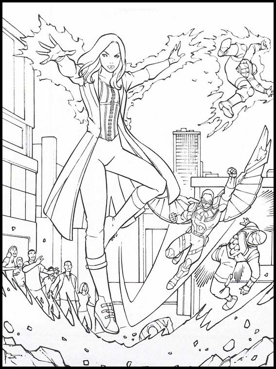 avengers 4 coloring pages coloriage super 4 14 remarquable coloriage super 4 stock pages coloring avengers 4