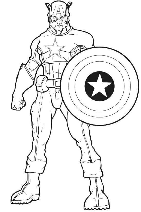 avengers 4 coloring pages how to draw falcon avengers infinity war drawing avengers pages coloring 4