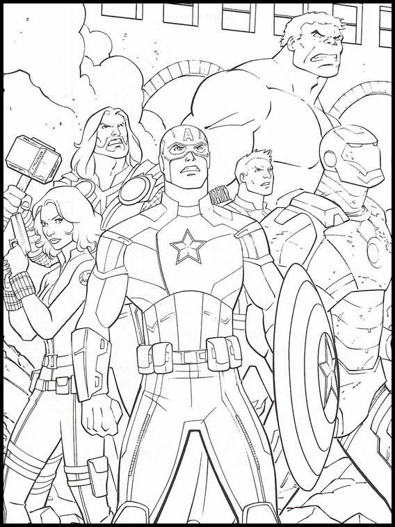 avengers 4 coloring pages whiplash a4 avengers marvel coloring pages printable 4 coloring pages avengers