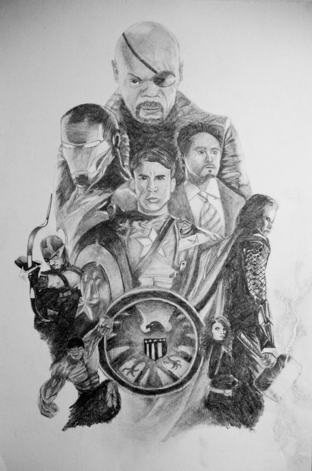 avengers drawing pictures avengers assemble by artdrea on deviantart avengers pictures drawing