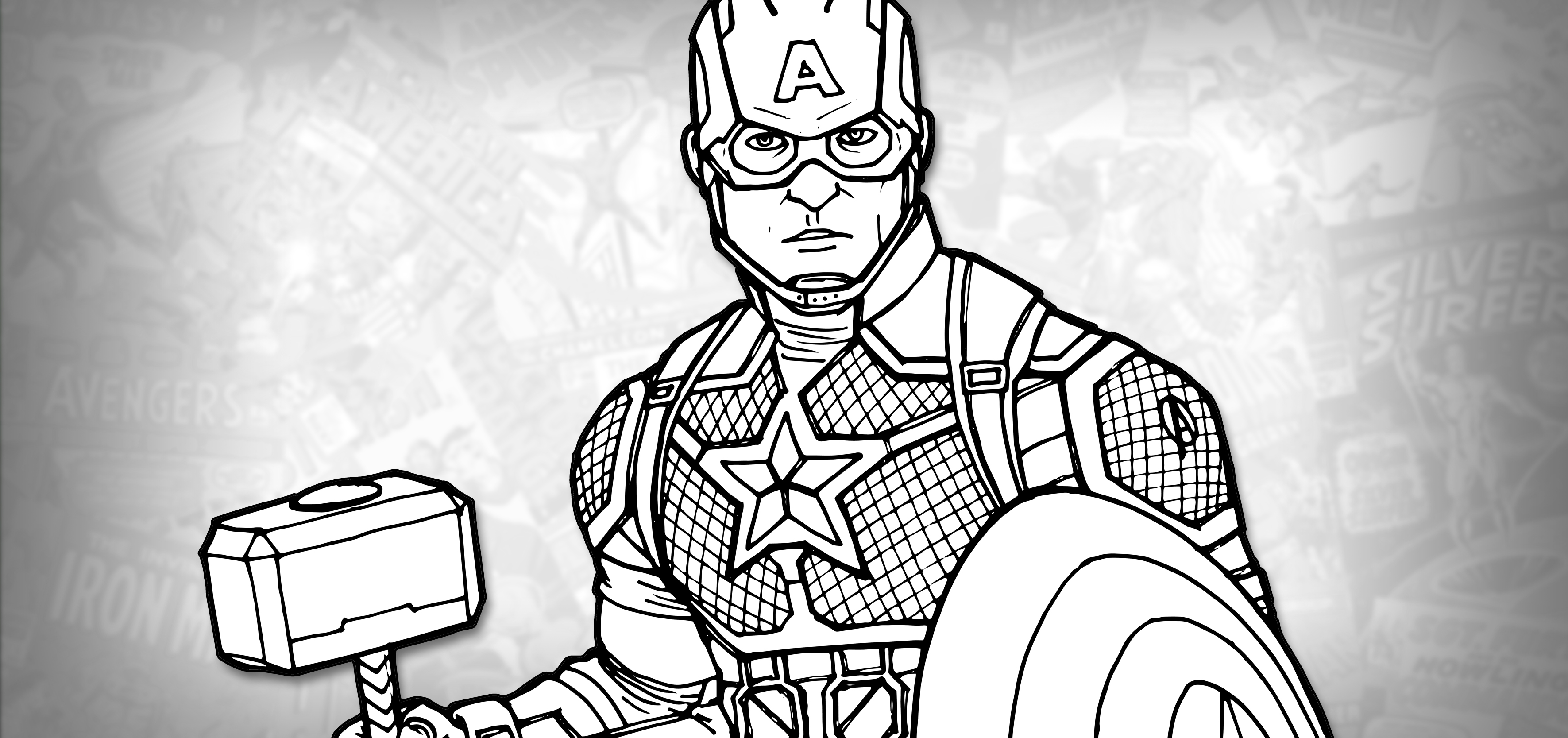 avengers drawing pictures avengers infinity war by daniel jeffries on deviantart avengers pictures drawing
