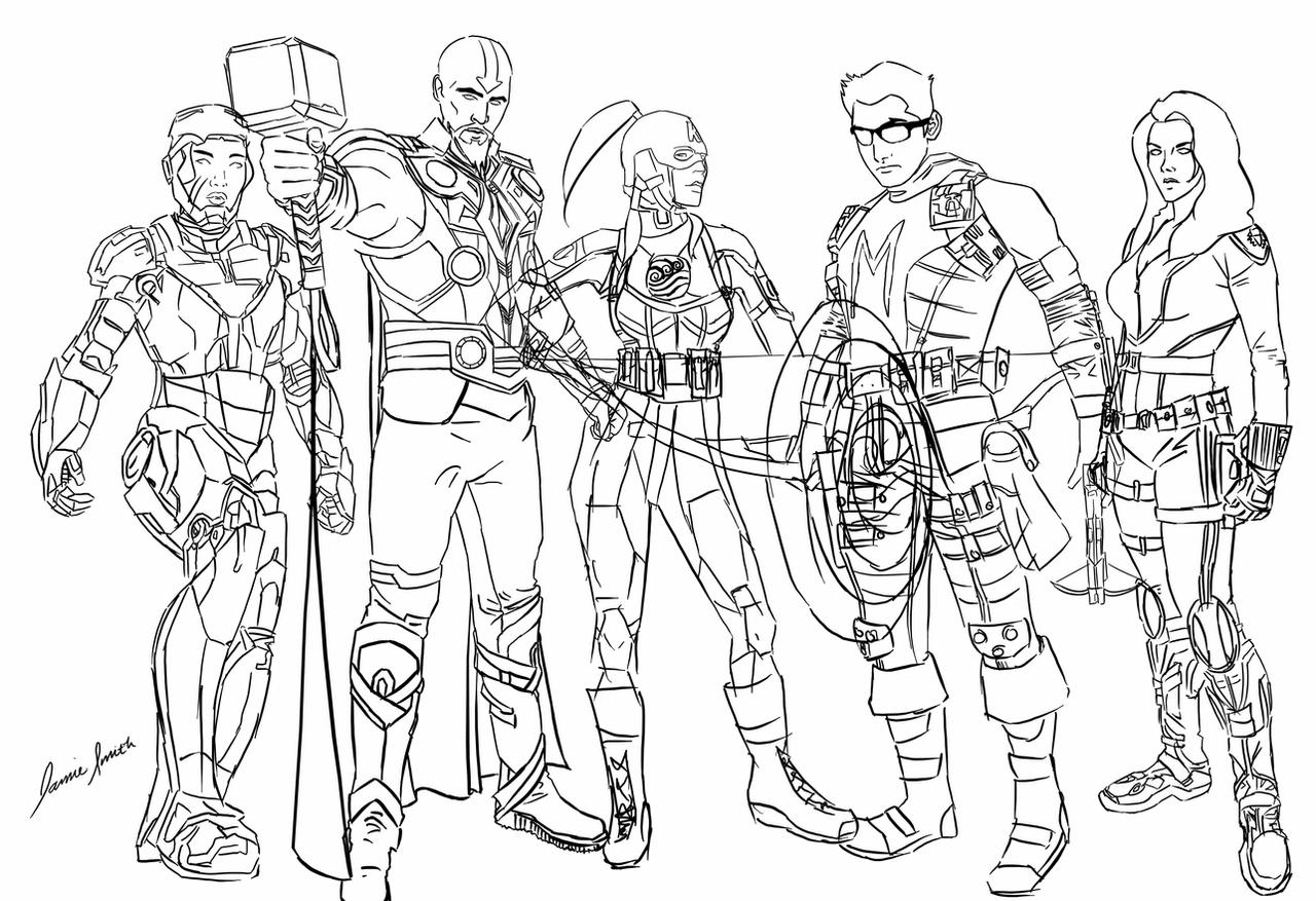 avengers drawing pictures bender avengers sketch by ofpink on deviantart pictures avengers drawing