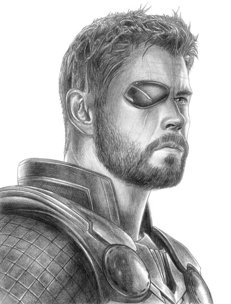 avengers drawing pictures thor avengers drawing at paintingvalleycom explore avengers drawing pictures