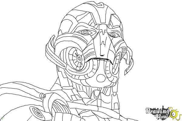 avengers ultron coloring pages avengers age of ultron coloring page free coloring pages pages avengers coloring ultron
