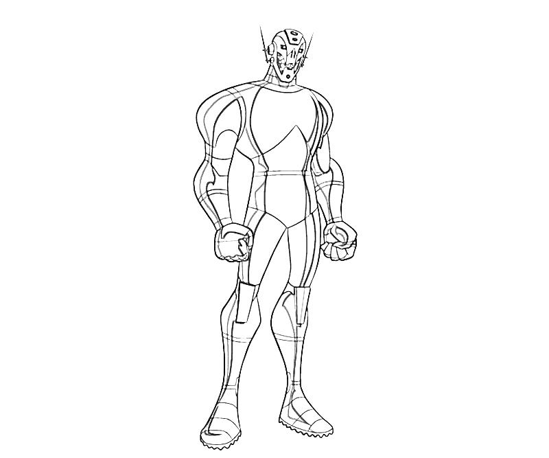 avengers ultron coloring pages how to draw ultron from avengers age of ultron drawingnow pages ultron avengers coloring