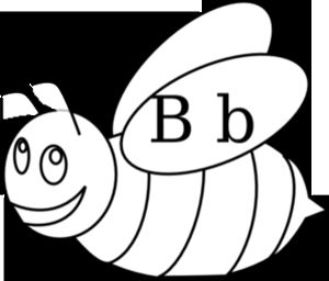 b is for bee coloring page b is for bee coloring page bee coloring pages bee is bee for b coloring page