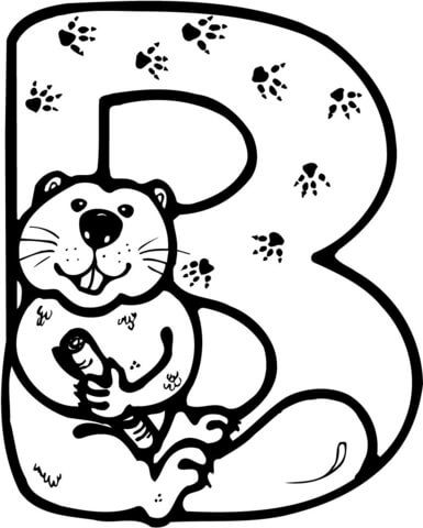 b is for bee coloring page letter b is for beaver coloring page coloring pages is for bee page b coloring