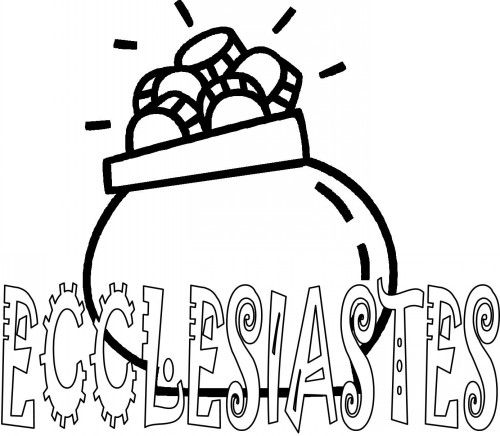 b is for bible coloring page ecclesiastes printable sundayschoolist bible page for is b coloring