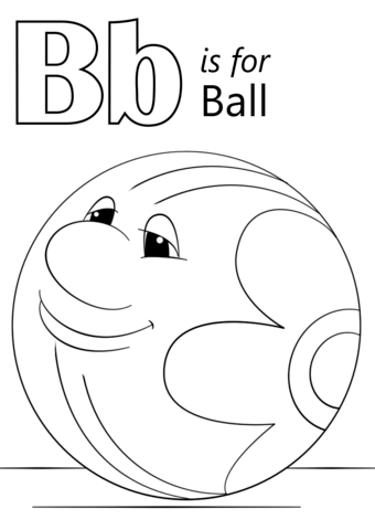 b is for bible coloring page letter b is for ball coloring page from letter b category page is bible for b coloring