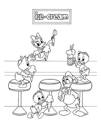 baby daisy duck coloring pages coloring pictures daisy duck coloring pages for kids pages baby daisy duck coloring
