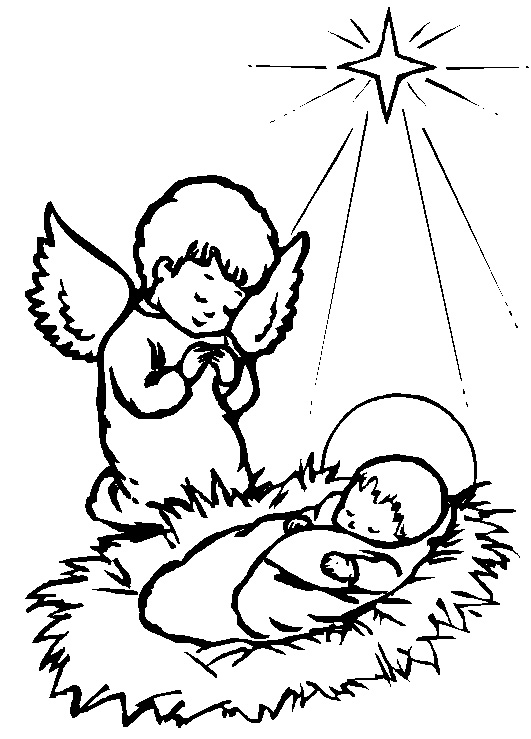 baby jesus coloring pages printable baby jesus in manger drawing at getdrawings free download printable baby pages jesus coloring
