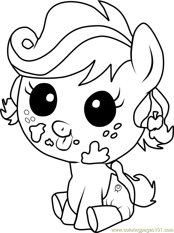 baby my little pony coloring pages applejack infant coloring page free my little pony pony pages my little coloring baby