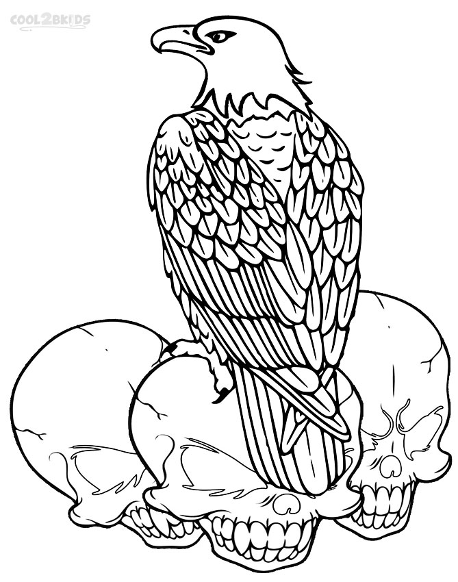 bald eagle coloring pictures eagle coloring pages kidsuki coloring pictures bald eagle