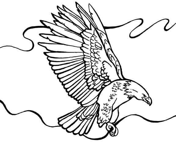 bald eagle coloring pictures printable bald eagle coloring pages for kids cool2bkids bald pictures eagle coloring
