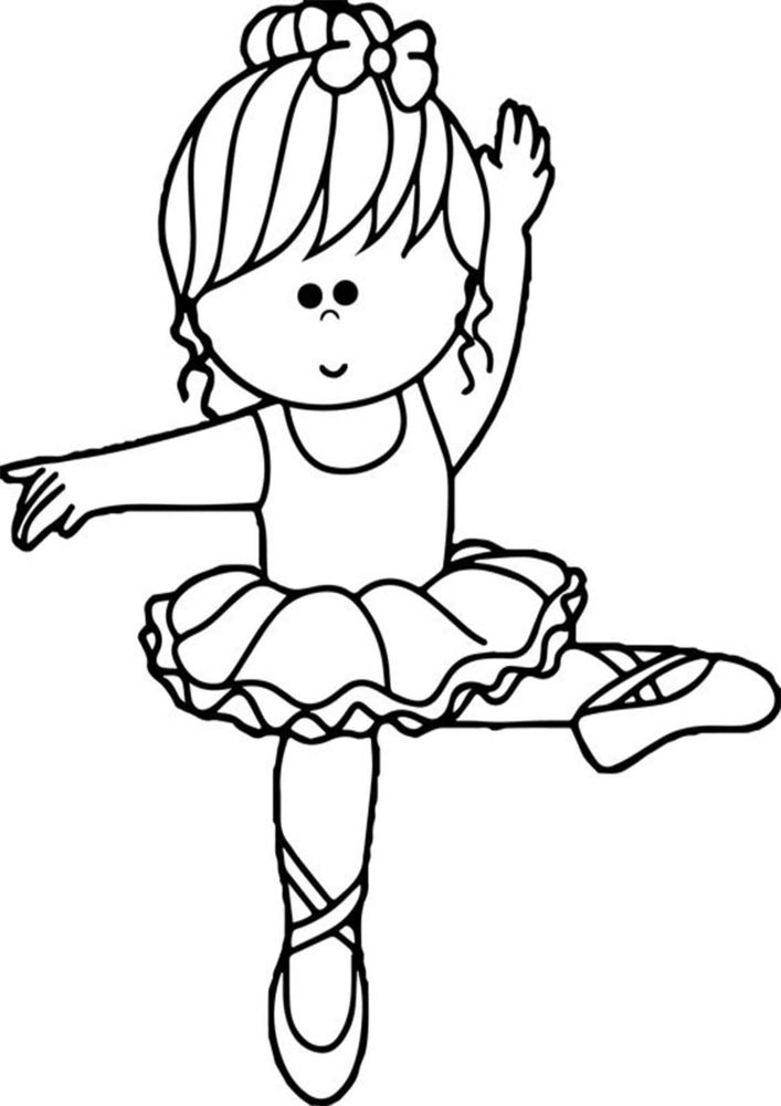 ballerina coloring pictures ballet coloring pages ballerina coloring pictures