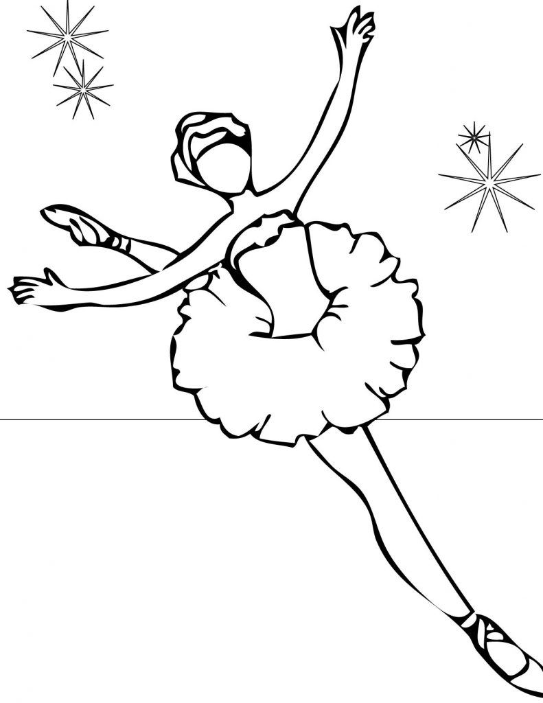 ballerina coloring pictures ballet coloring pages pictures ballerina coloring 1 1