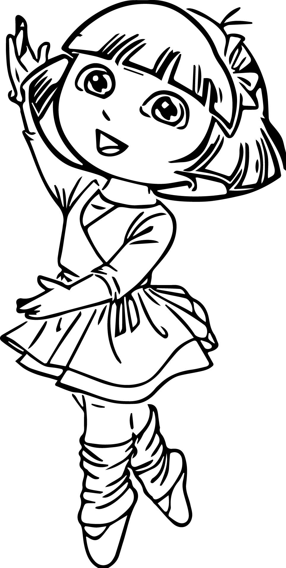ballerina coloring pictures ballet coloring pages to print coloring pictures ballerina